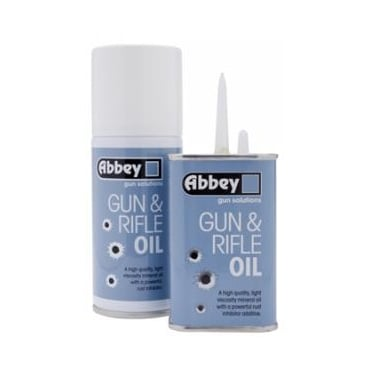 Abbey Gun & Rifle Oil