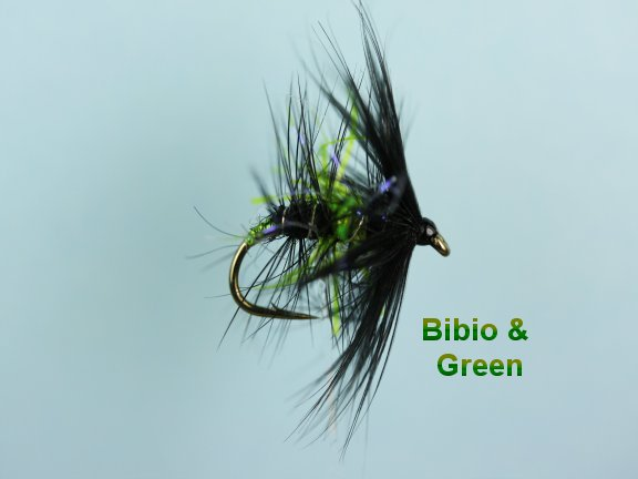 Bibio & Green Hackled Wet