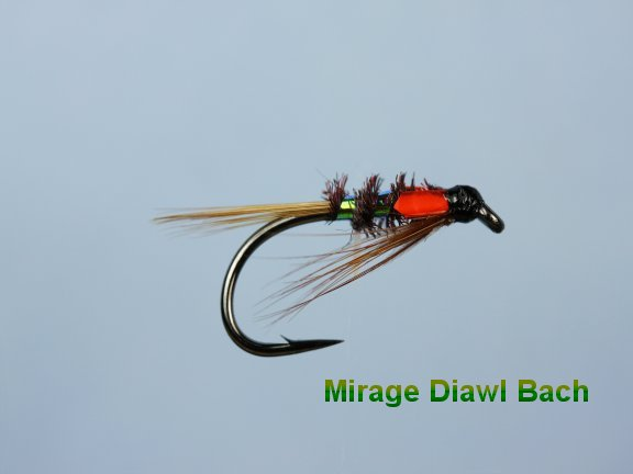 Diawl Bach Mirage