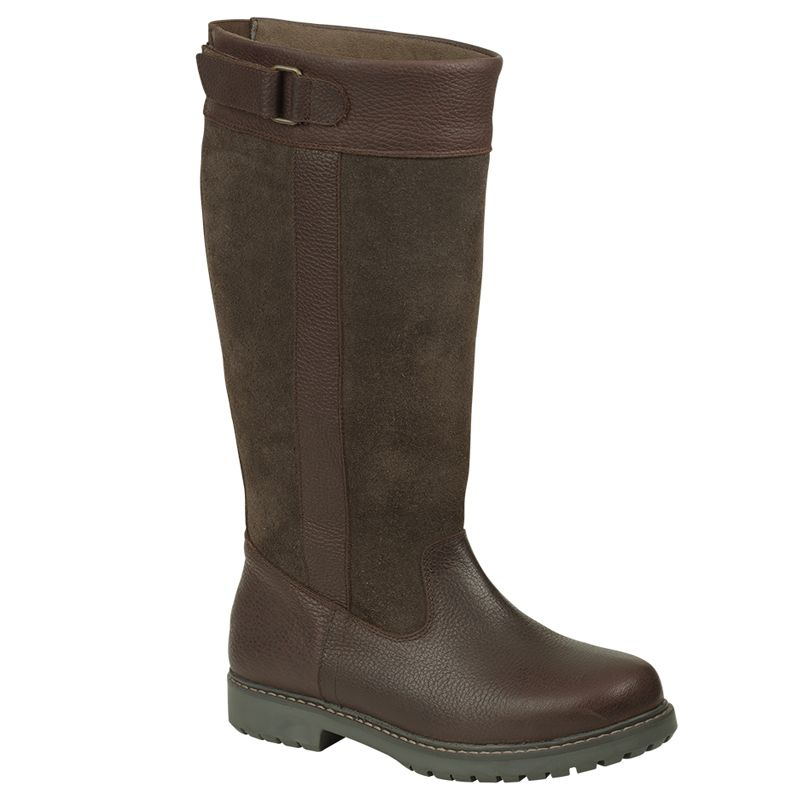 Hoggs Cleveland Ladies Country Boots