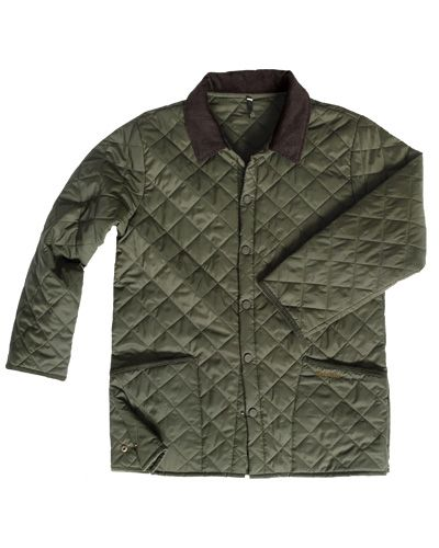 Hoggs Country Quilted Jacket