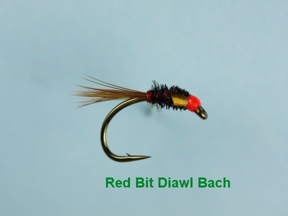 Red Bit Diawl Bach