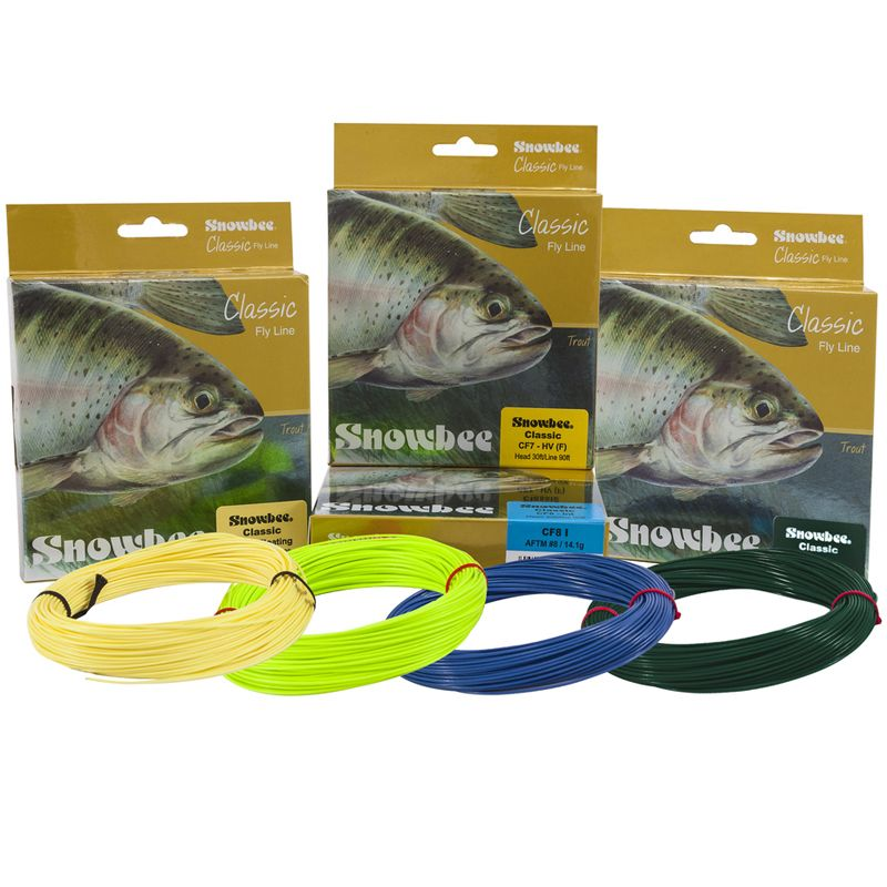 Snowbee Classic Fly Lines